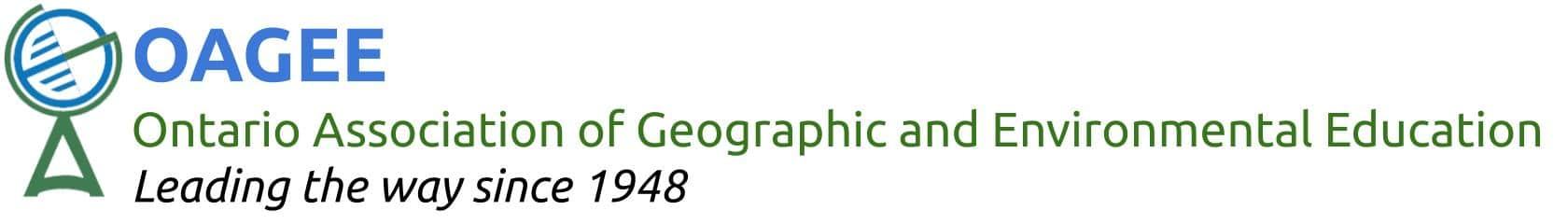 Ontario Association of Geographic and Environmental Educators